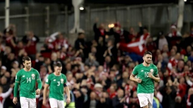 Republic of Ireland to face very familiar opponents in UEFA Nations League