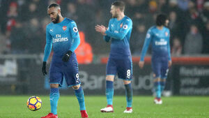 Swansea out of drop zone after Cech howler condemns Gunners to loss