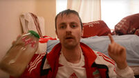 'Cork's biggest Liverpool fan' goes viral with catchy new chant