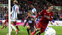 Liverpool get back to winning ways at Huddersfield