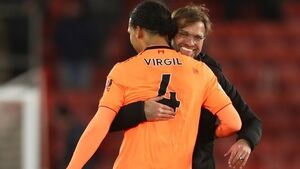 Klopp: Virgil van Dijk dealt with Southampton return 'fantastically'