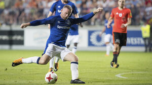 I needed the pressure of Everton return, says Rooney