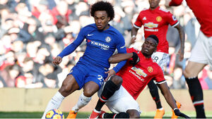 Romelu Lukaku stars as Manchester United come from behind to beat Chelsea