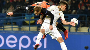 Shakhtar Donetsk edge Roma in Champions League clash