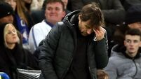Antonio Conte admits Chelsea may not reach next year's Champions League