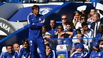 I'm not looking for way out of Chelsea, insists Antonio Conte