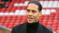 Virgil van Dijk: Harry Kane dived to win Anfield penalty