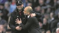 If Man City keep going like this then nobody has a chance, says Jurgen Klopp