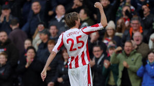 Peter Crouch extends Stoke deal to 2019