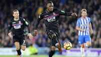 Crystal Palace pick up first away point at bitter rivals Brighton