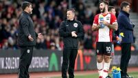 Southampton striker Charlie Austin charged with violent conduct