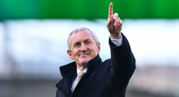 Cork City manager John Caulfield. Picture:Sportsfile