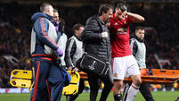 Injury was worse than people know, says Zlatan Ibrahimovic