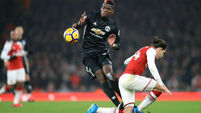 Paul Pogba: 'I'll be there to help the team mentally' for Manchester derby
