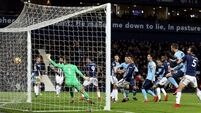 Newcastle end losing run by battling back to draw against West Brom