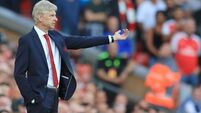 Arsene Wenger admits Arsenal tilt at title is 'unrealistic'