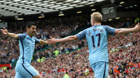Kevin De Bruyne close to new Man City deal
