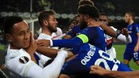 Mass brawl and defeat adds to Everton woes