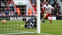 Charlie Austin scores his third goal in three games to rescue point at Bournemouth