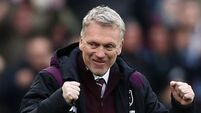 Marko Arnautovic stuns Chelsea as Moyes' West Ham take first win