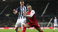 West Bromwich Albion v Arsenal - Premier League - The Hawthorns