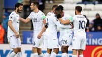 Crystal Palace earn first away win of season