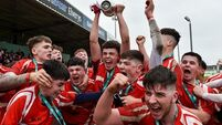 Late Eoin Kelly and Tadhg Lyons tries clinch Junior Cup for CBS Roscommon