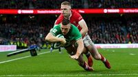 Tom Savage's Ireland player ratings: Andrew Conway close to perfect game