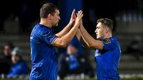 Leinster obliterate Connacht: The game in 60 seconds