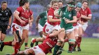 Bonus point win moves Ireland top of Women's Six Nations