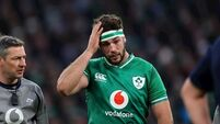 Andy Farrell upbeat on Ireland's injury worries after attritional victory
