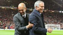 Pep Guardiola: Jose Mourinho and I are twins