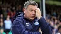 Craig Shakespeare sacked after failing to fulfil early promise at Leicester