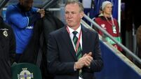 Michael O'Neill has 'earned the right to choose his next step, say compatriots
