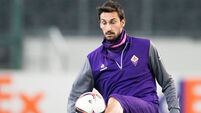 Prosecutors open culpable homicide case over death of Fiorentina captain