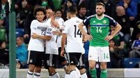 Germany head to Russia following victory over Northern Ireland