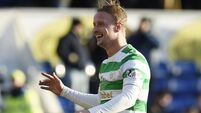Leigh Griffiths is Celtic's super-sub as he snatches win over Ross County