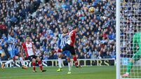 Glenn Murray secures draw for Brighton with third goal in two games