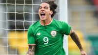 Reece Grego-Cox hat-trick maintains Ireland U21's unbeaten run in Euro qualifiers