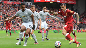 Manchester United frustrate their hosts at Anfield once more