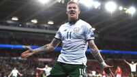 James McClean puts Ireland into the World Cup play-offs