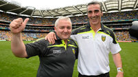 Shay Given pays emotional tribute to Donegal coach Pat Shovelin