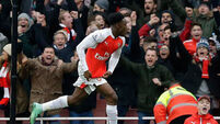 Danny Welbeck enjoying competition for forward places at Arsenal