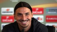 Zlatan Ibrahimovic vows to 'finish what I started' at Manchester United