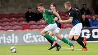 Cork City brush aside Athlone Town challenge with 7-0 win