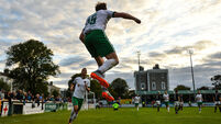 Bray Wanderers v Cork City - Irish Daily Mail FAI Cup first round