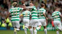 Callum McGregor goal extends Celtic's unbeaten Premiership run to 43 games