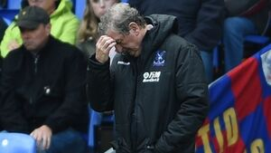Roy Hodgson suffers defeat in first game in charge of Crystal Palace