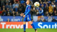 Jamie Vardy wants to keep taking penalties despite miss against Liverpool