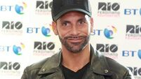 Rio Ferdinand to step into the boxing ring